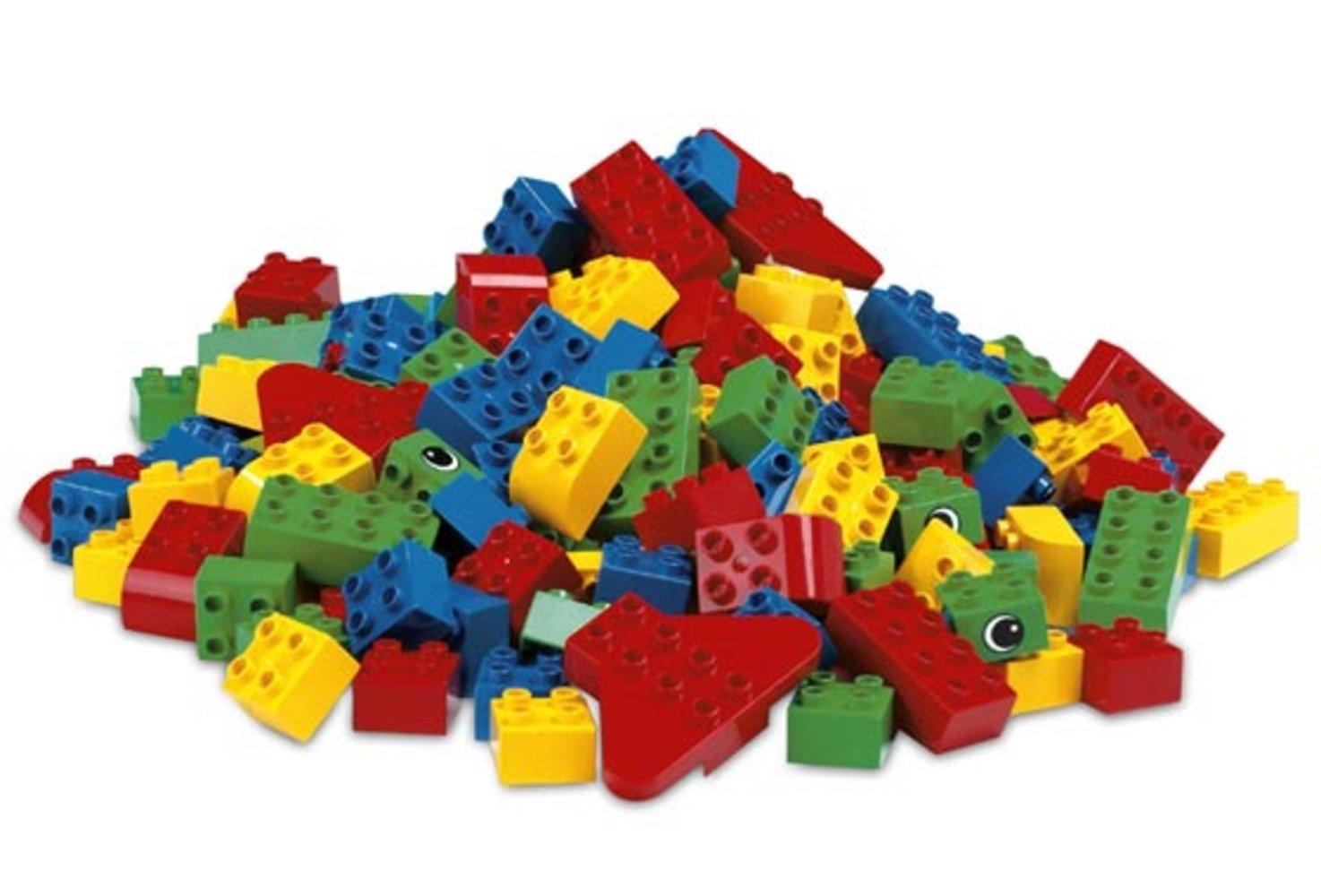 Brick Bulk Set