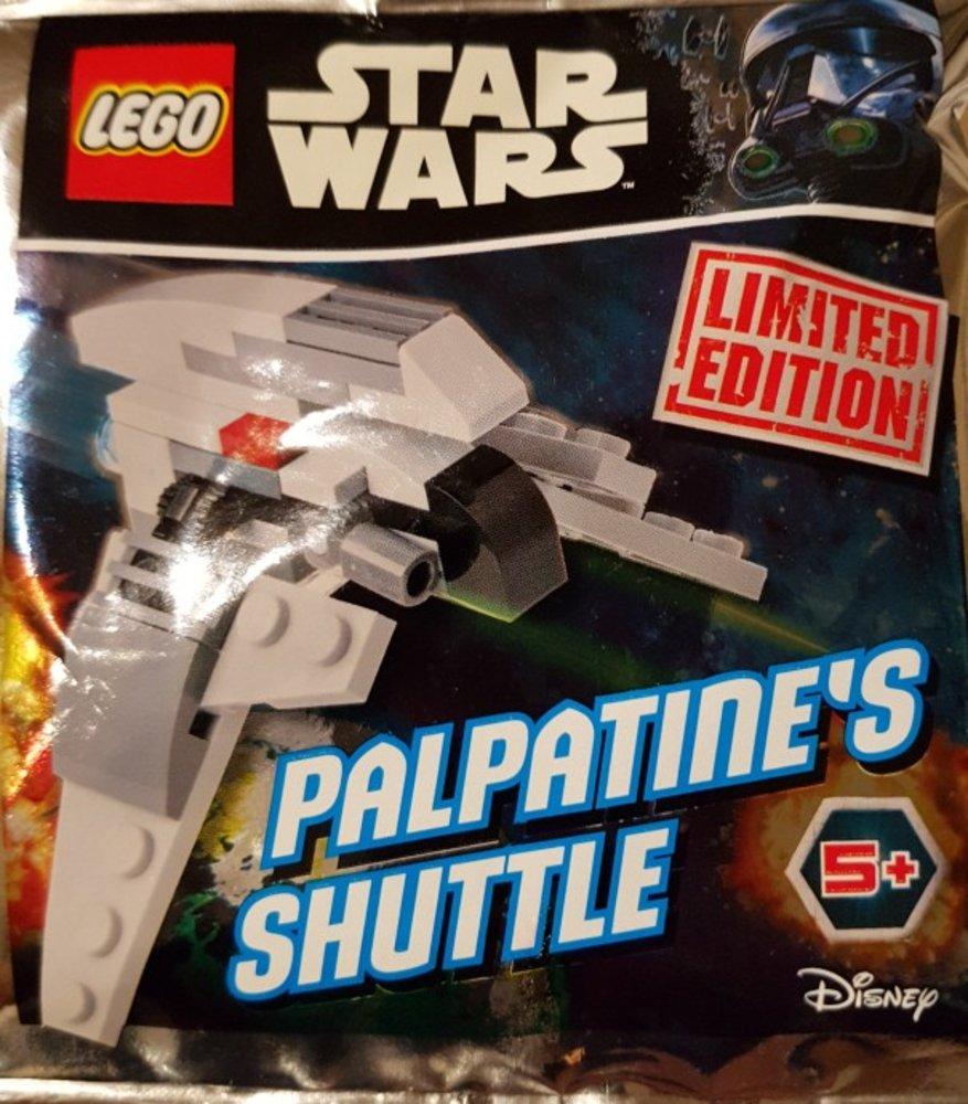 Palpatine's Shuttle