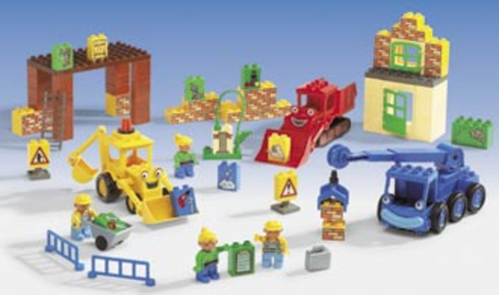 Bob the Builder Set