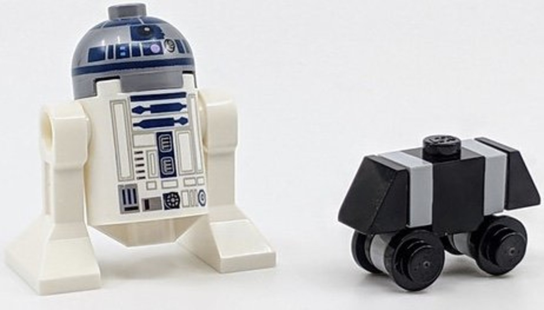 R2-D2 & MSE-6