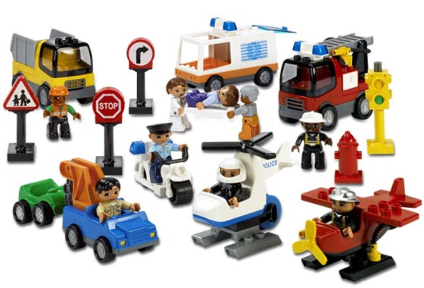 Community Transport Set