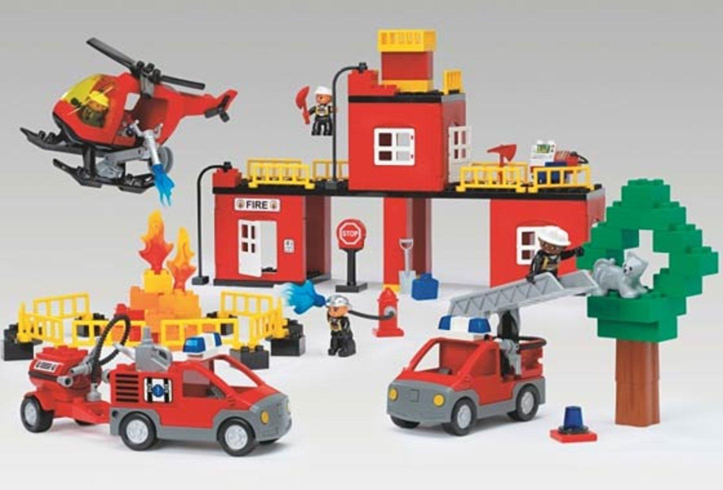 Fire Rescue Services Set
