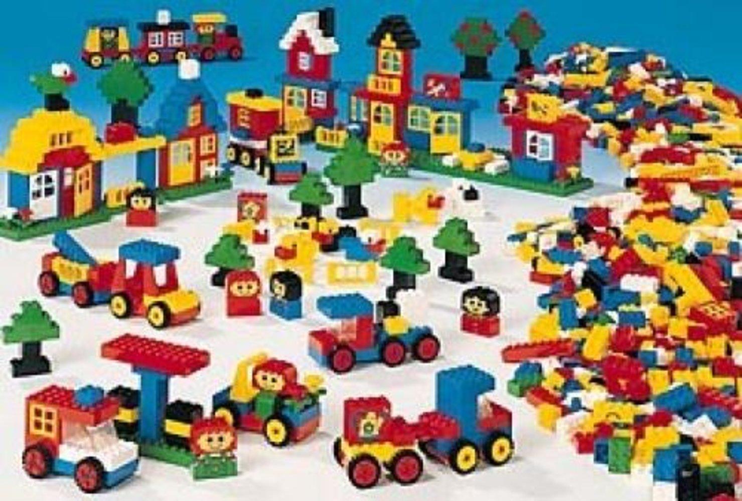 Bonus Lego Basic Town