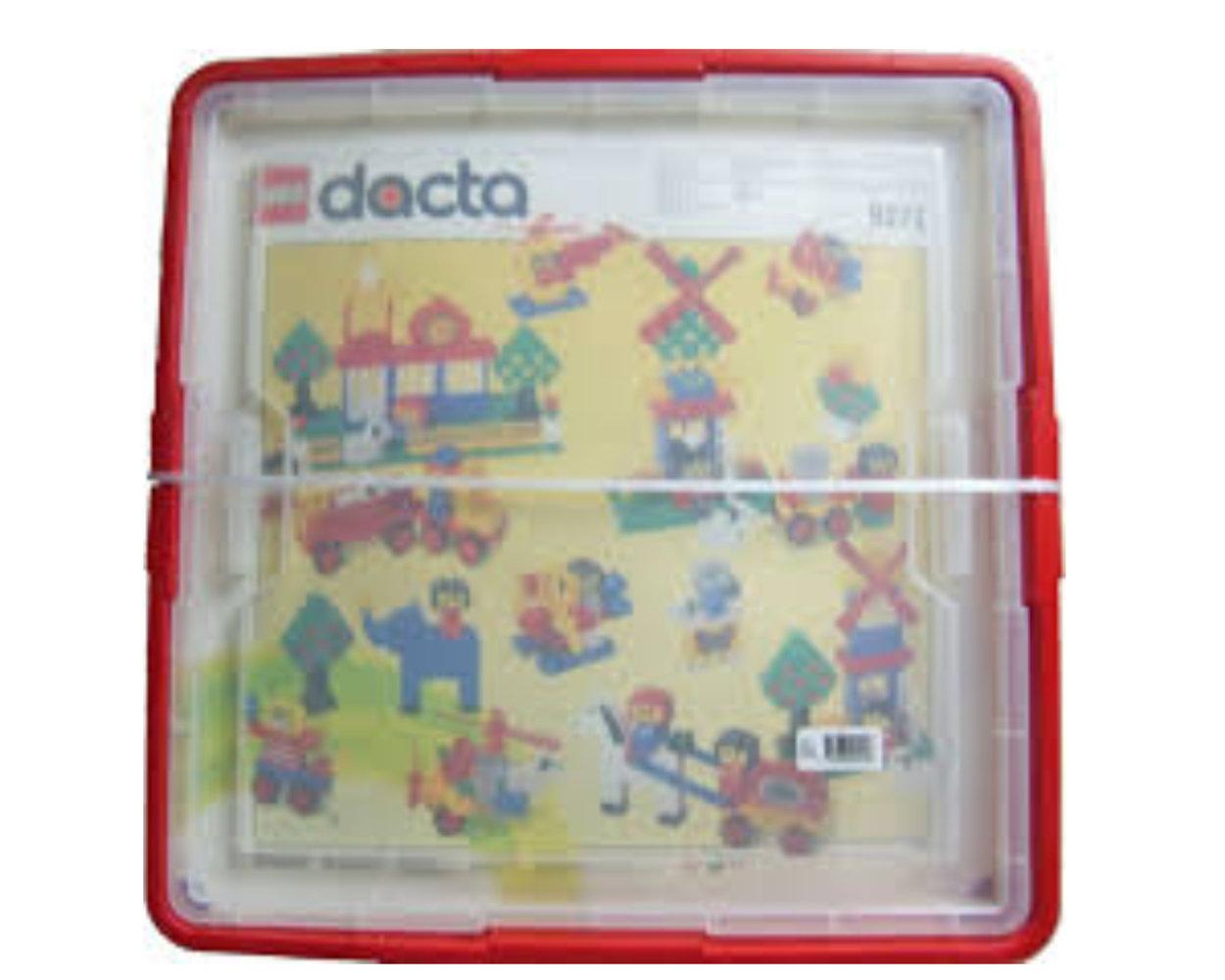 Large Lego Dacta Basic Set