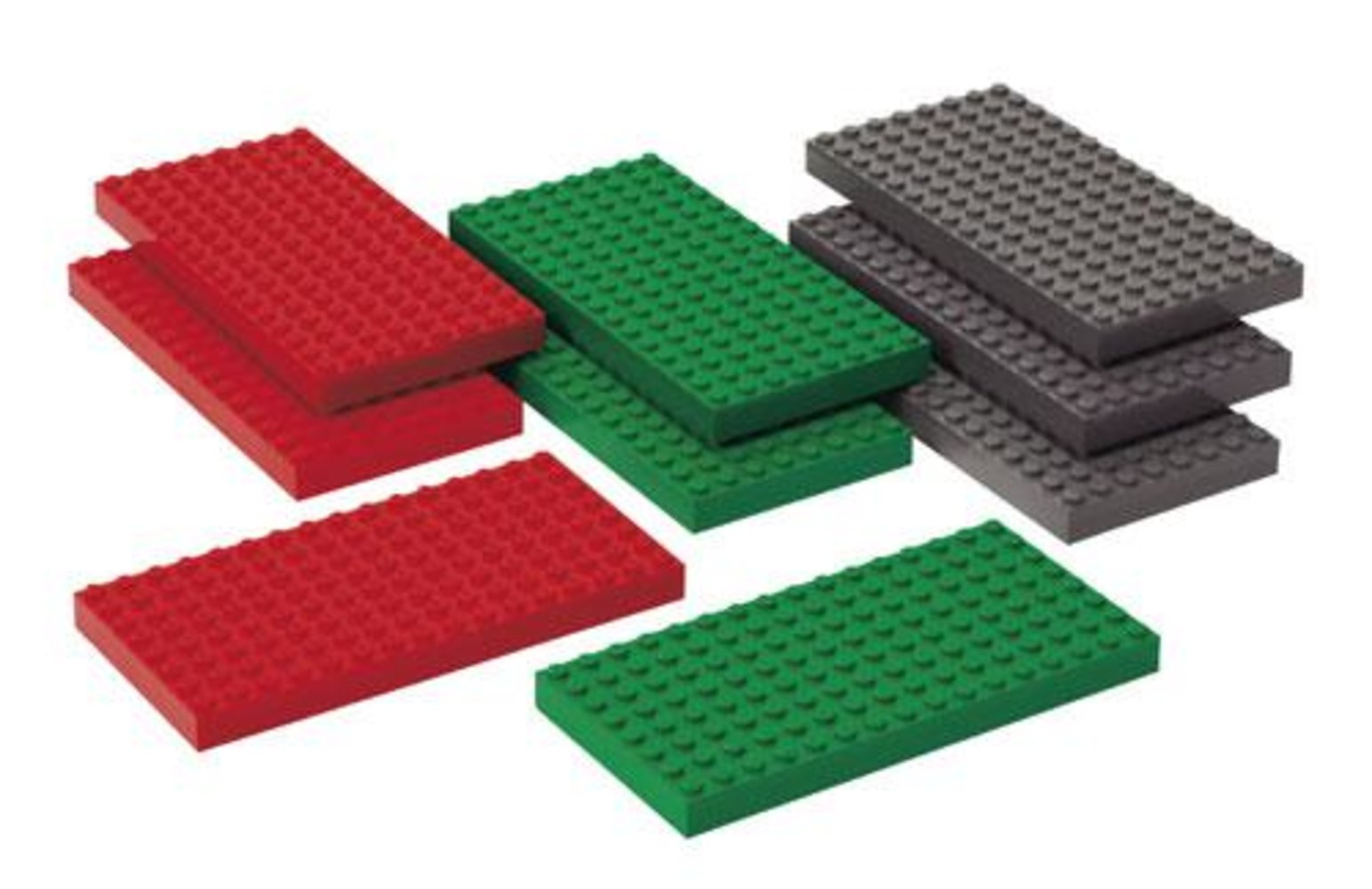 Small Lego System Baseplates