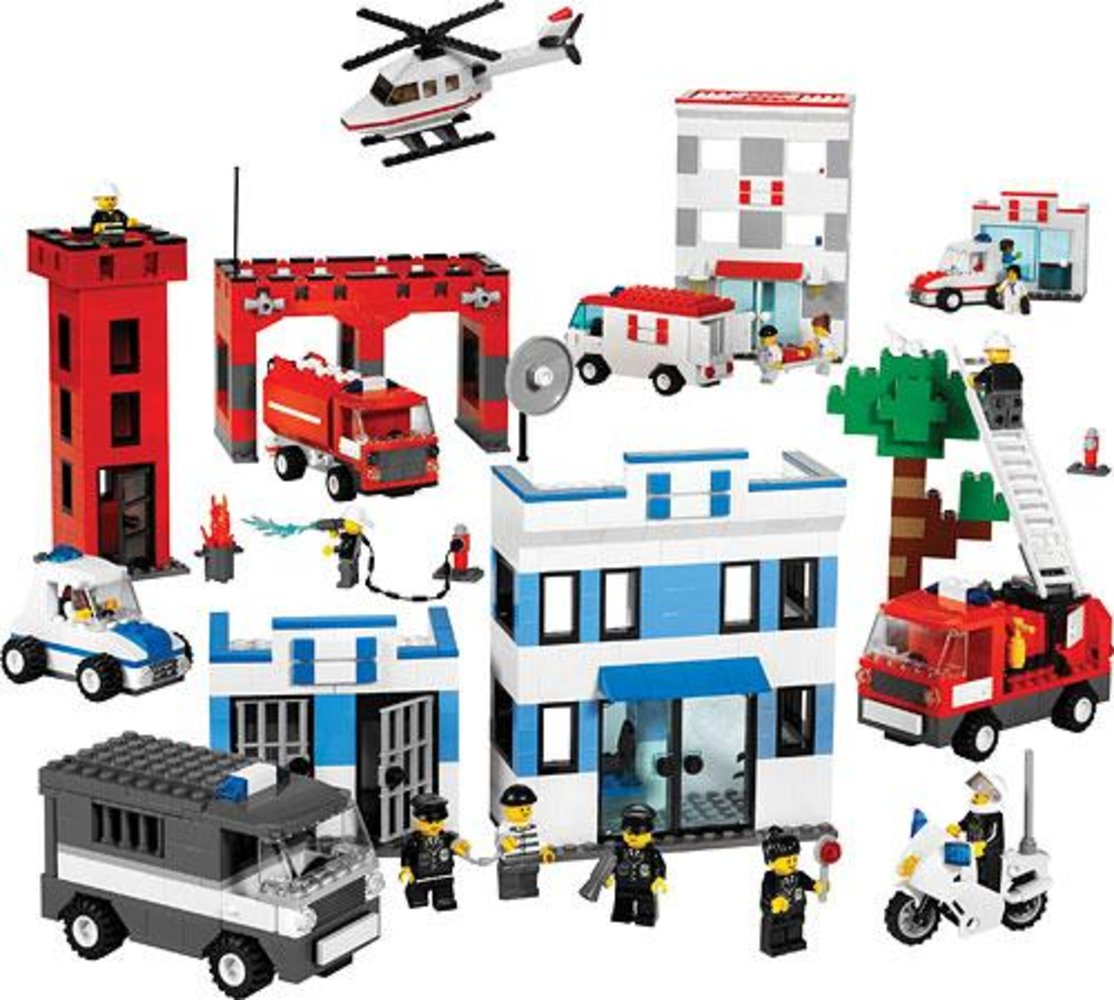 Rescue Service Set