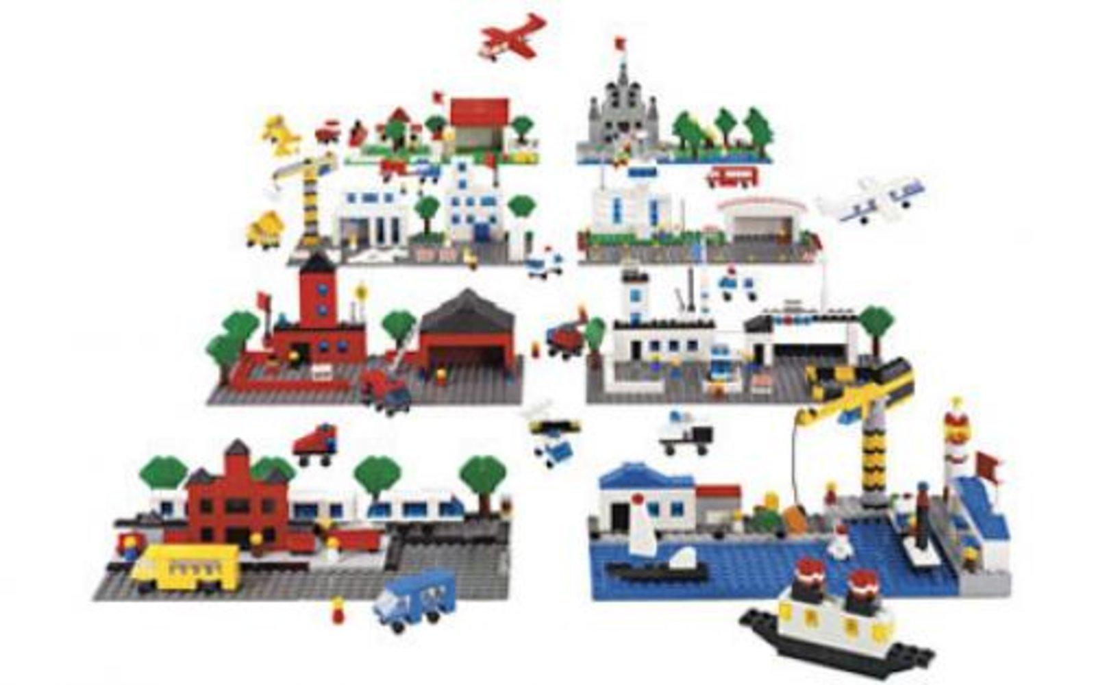 Micro Building Set