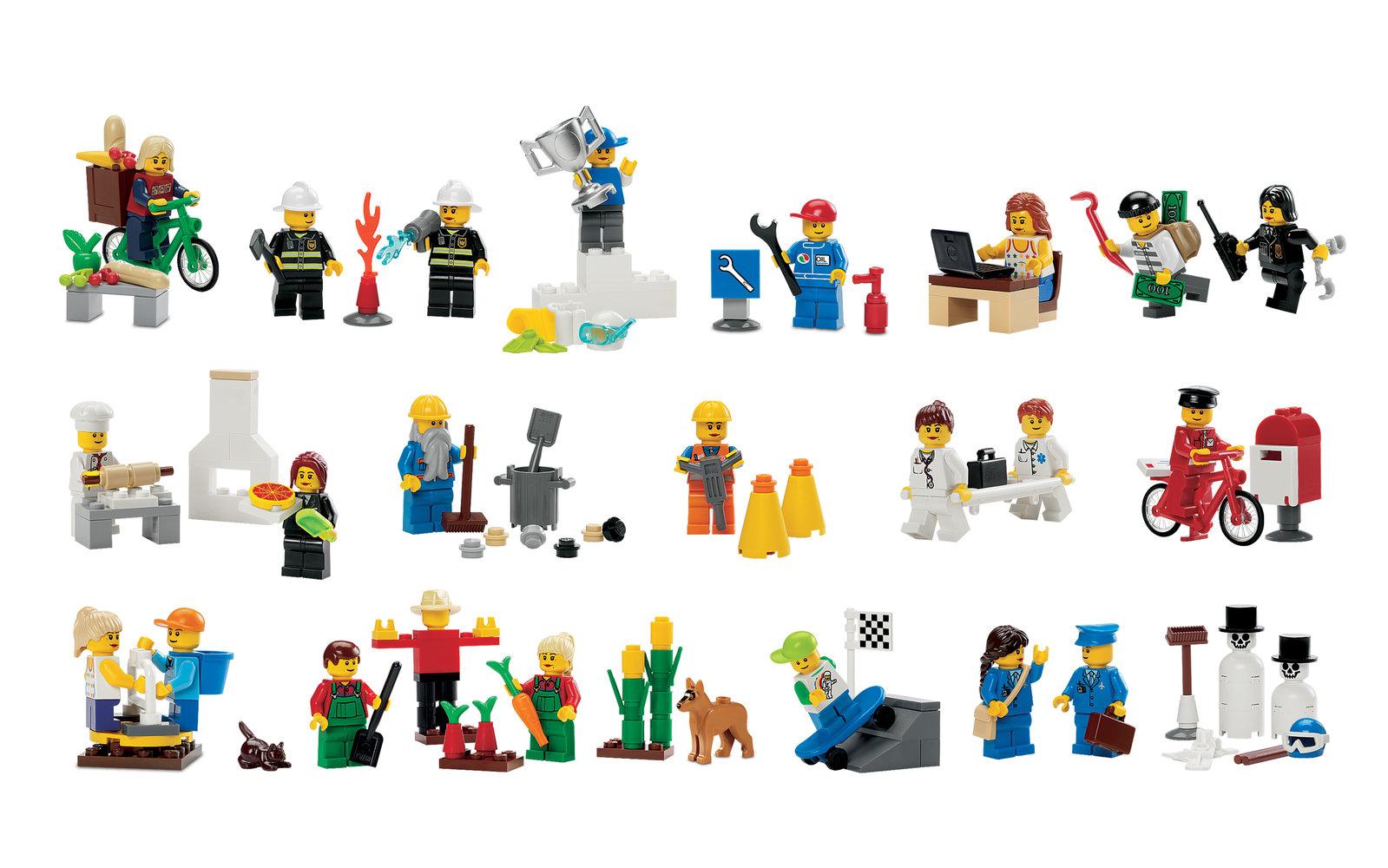 Community Minifigures