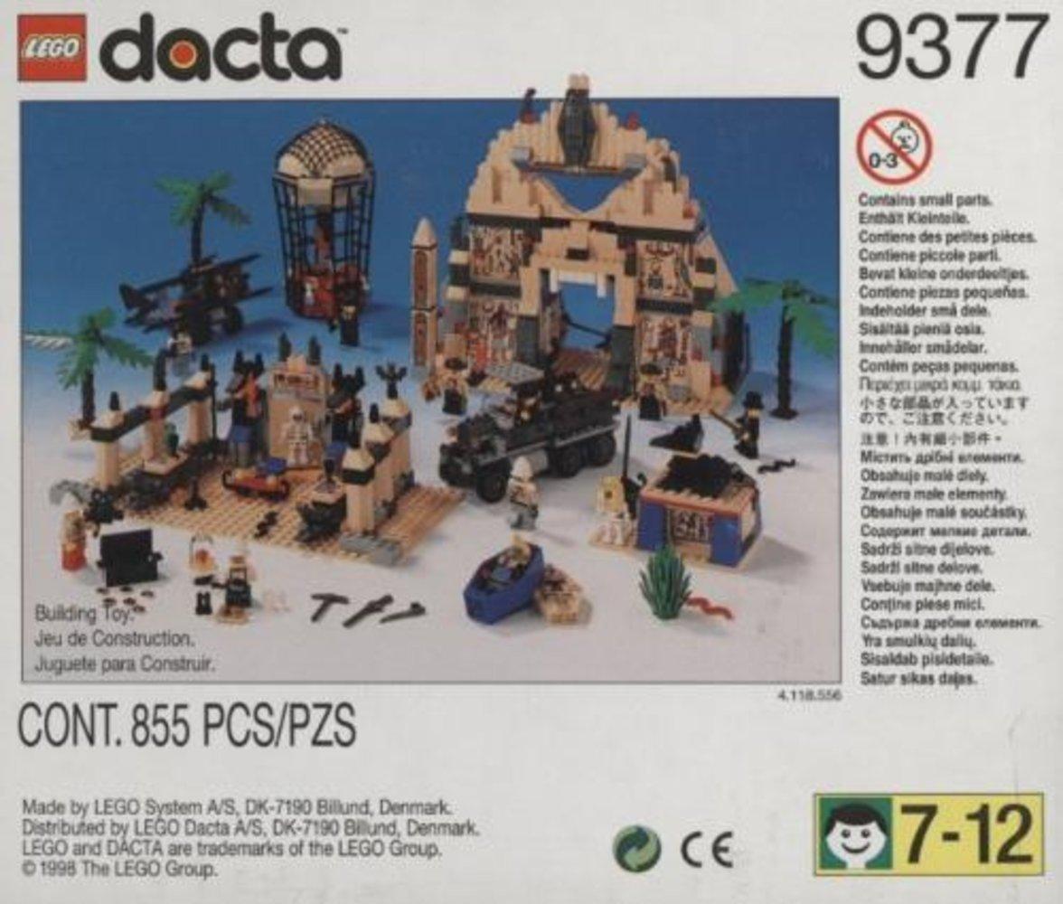 Lego Dacta Adventurers Set