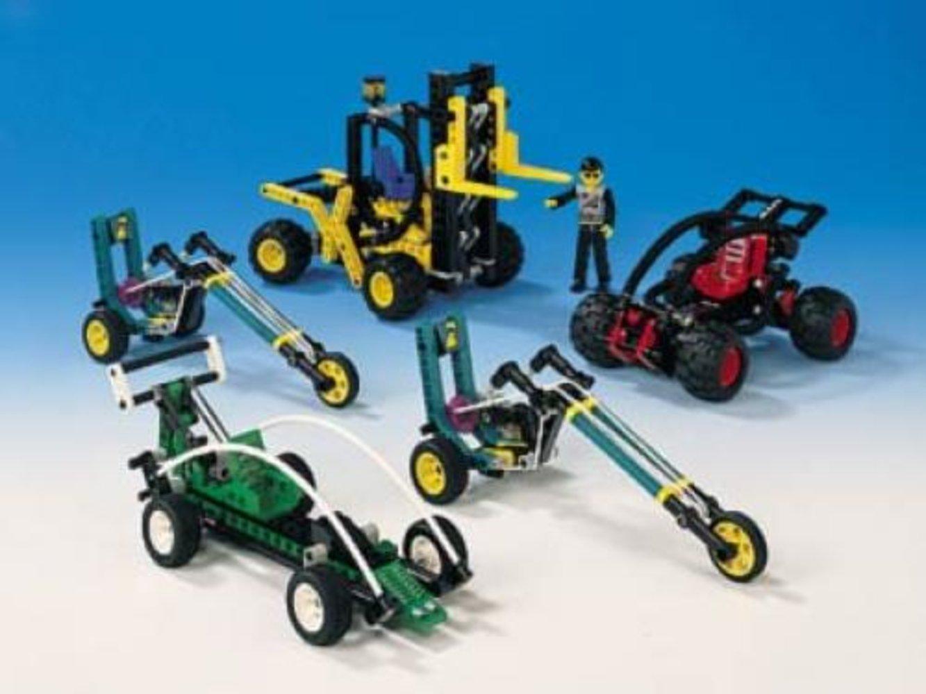 Lego Technic Racers