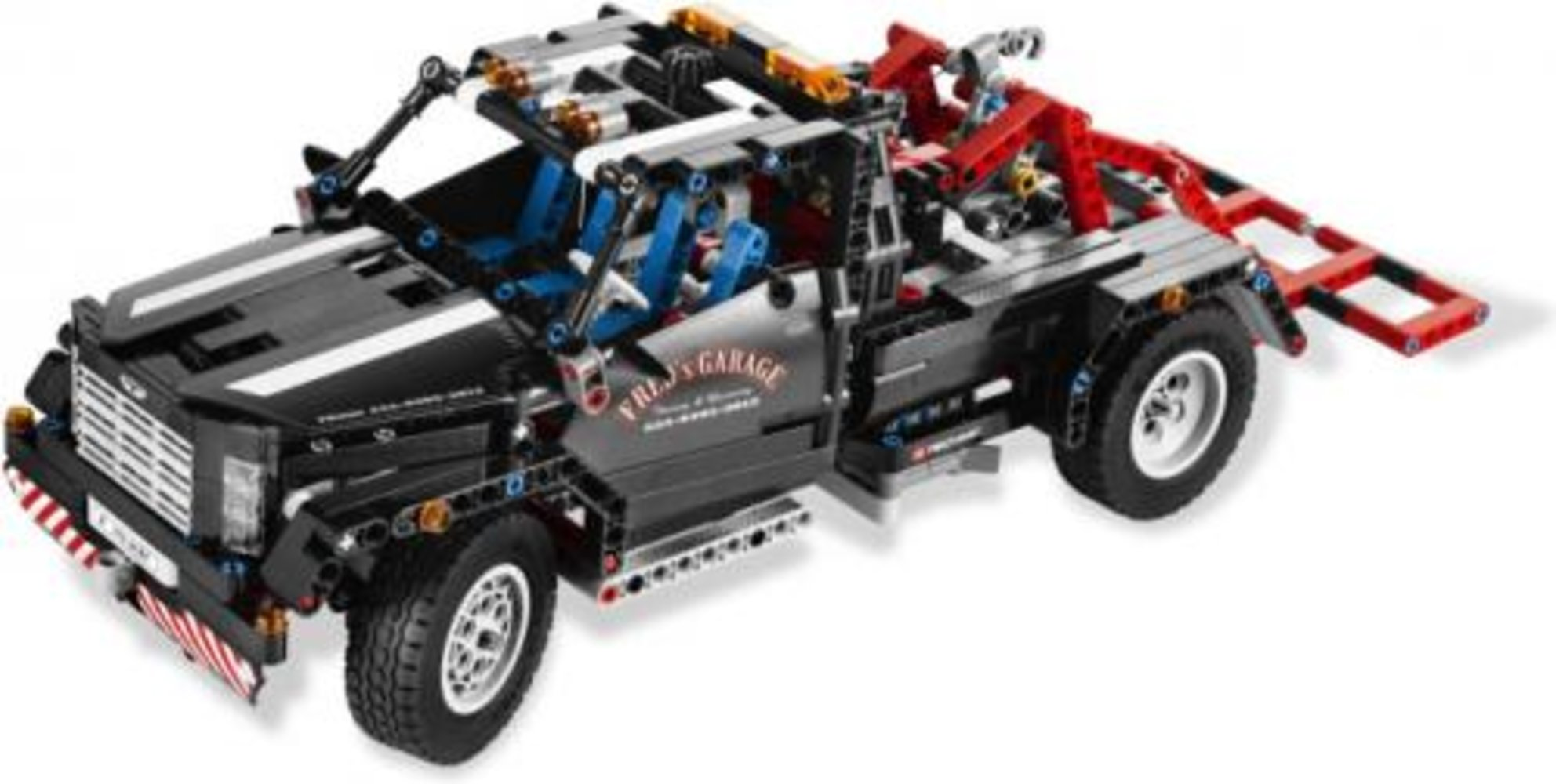 Pick-Up Tow Truck