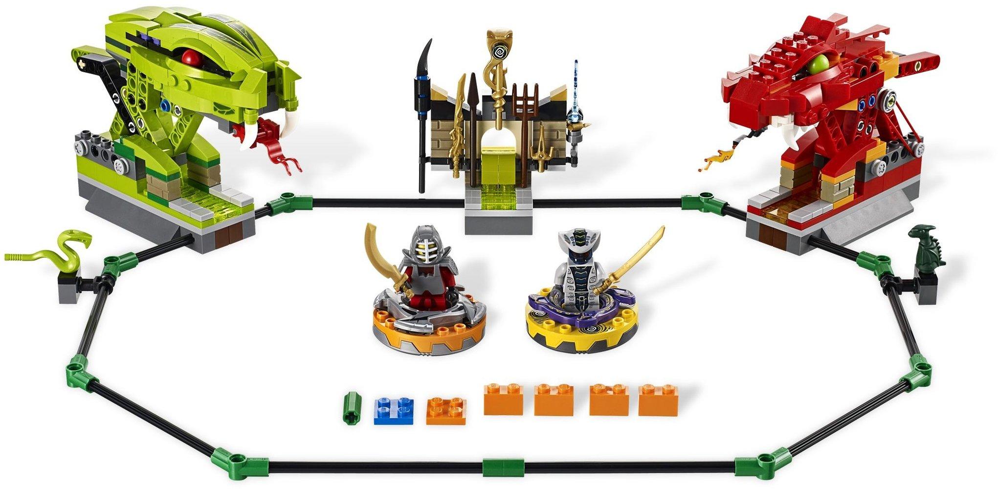 Spinner Battle Arena