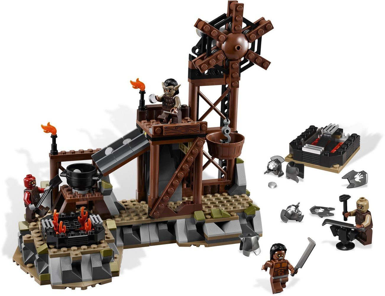 The Orc Forge