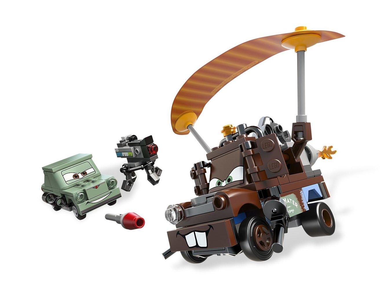 Agent Mater's Escape