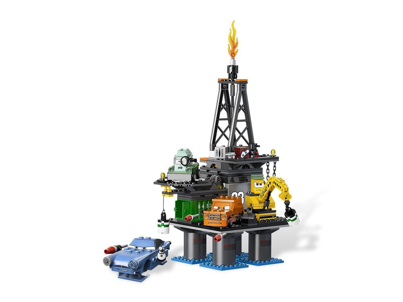 Oil Rig Escape