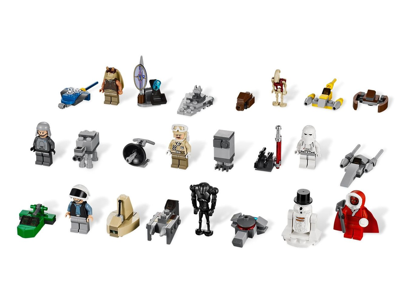 Star Wars Advent Calendar 2012