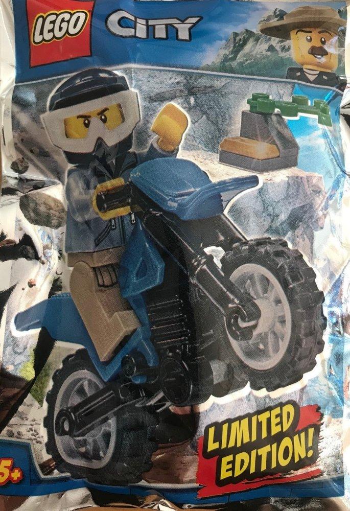 Motorcycle & Rider