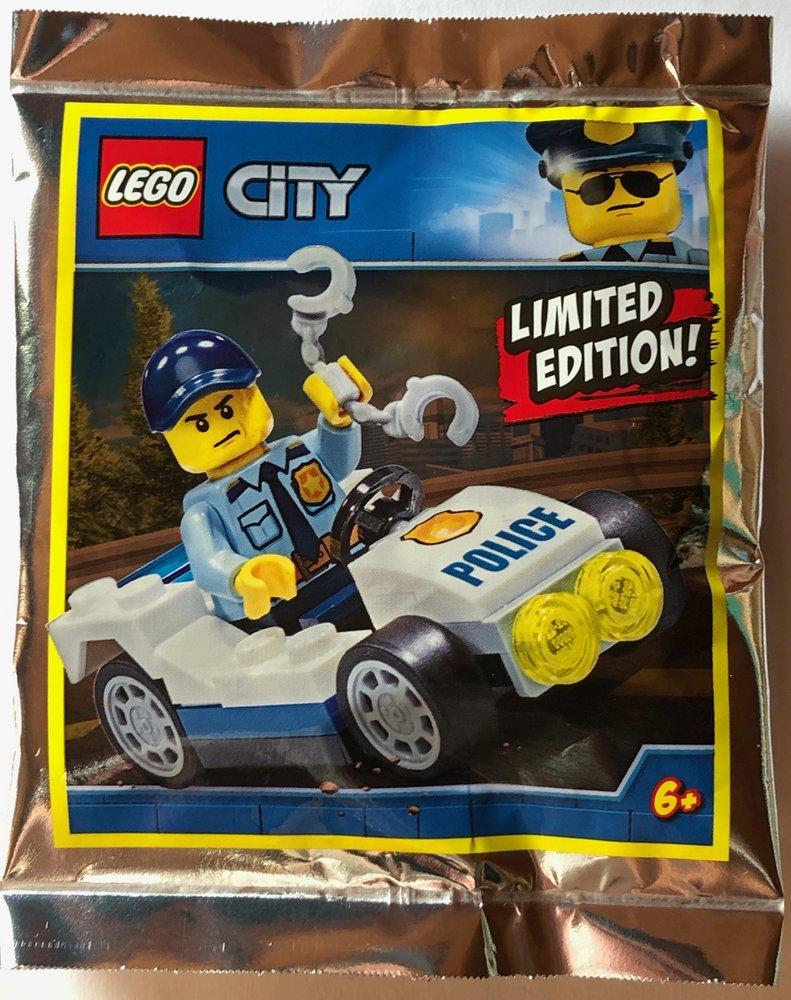 Police Buggy