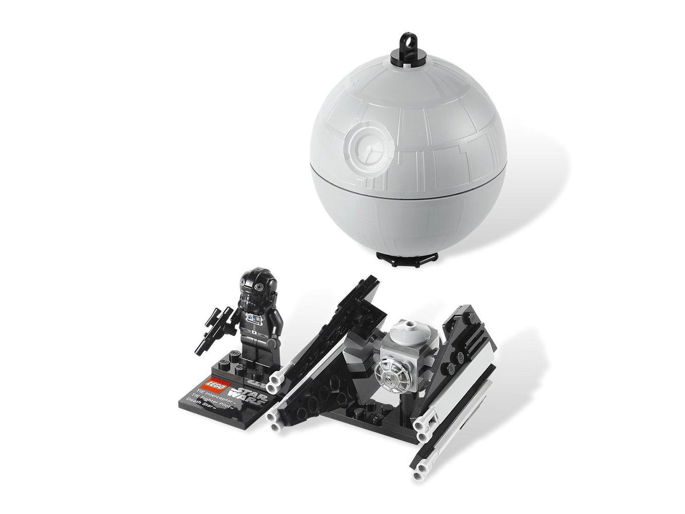 TIE Interceptor & Death Star