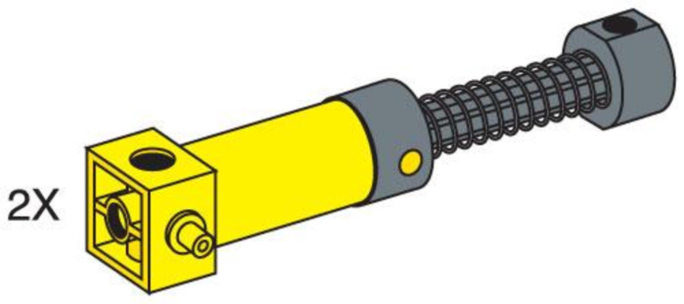 Pneumatic Hand Pump (Pack of 2)