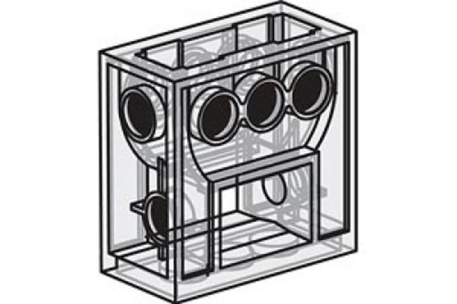 Gear Blocks (Pack of 5)