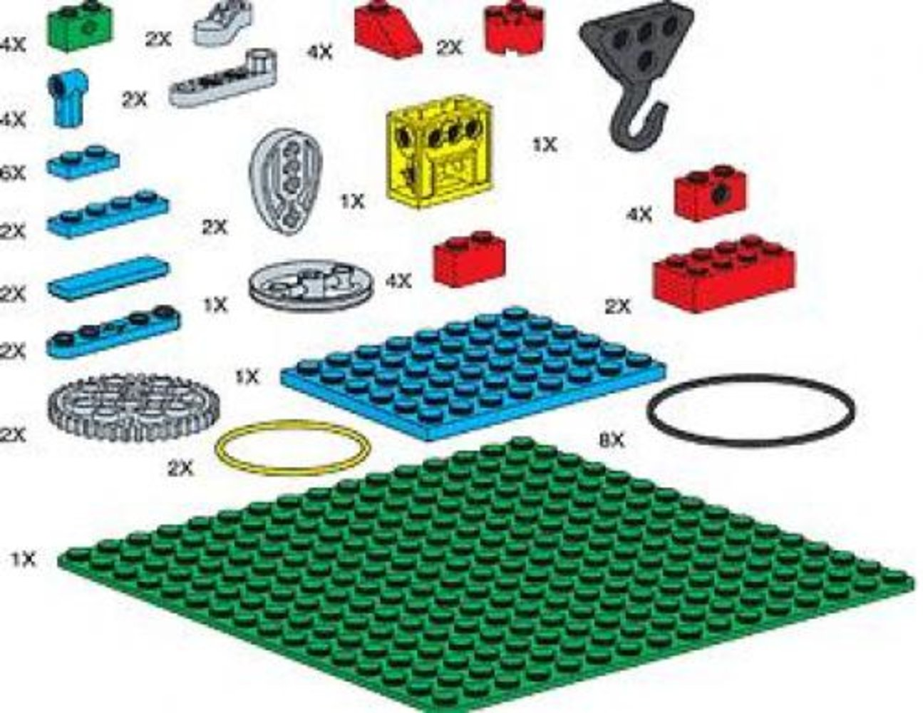 Special Elements for Simple Machines Set