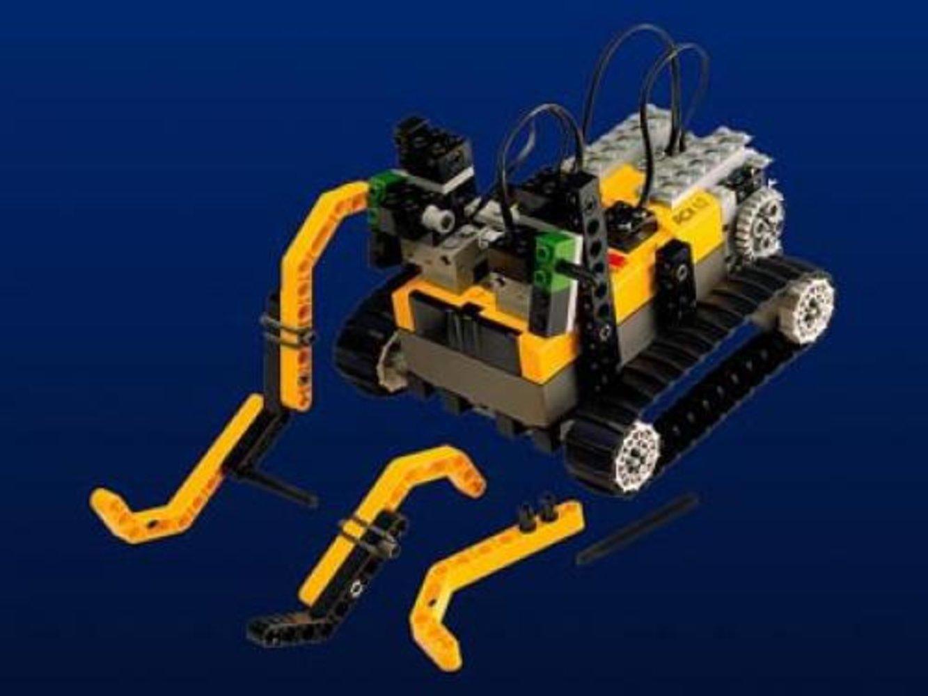 Robotics Invention System, Version 1.0