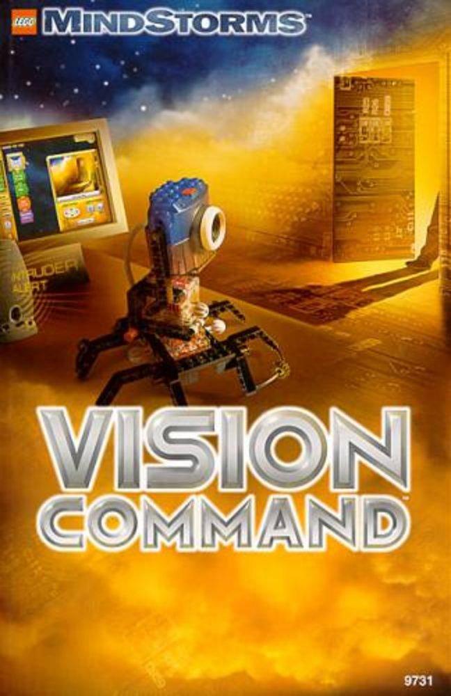 Vision Command [RCX Digital Colour Camera]