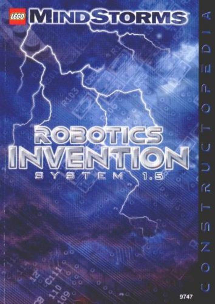 Robotics Invention System, Version 1.5