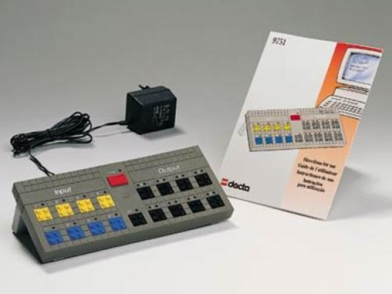 Control Lab Serial Interface & Adapter