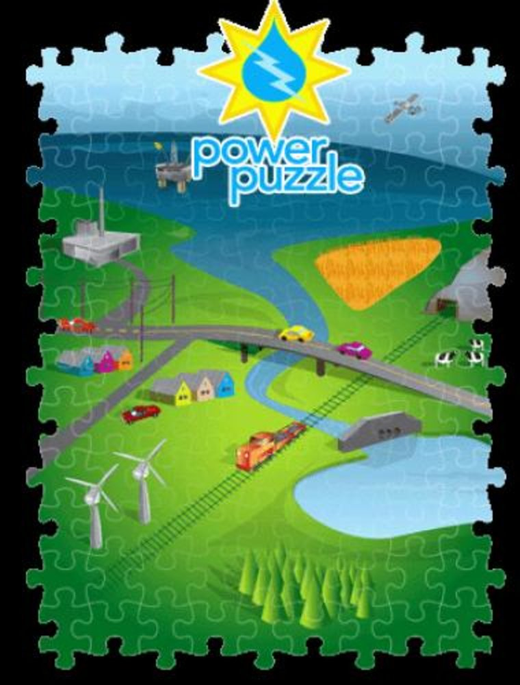 FIRST LEGO League Challenge 2007 - Power Puzzle