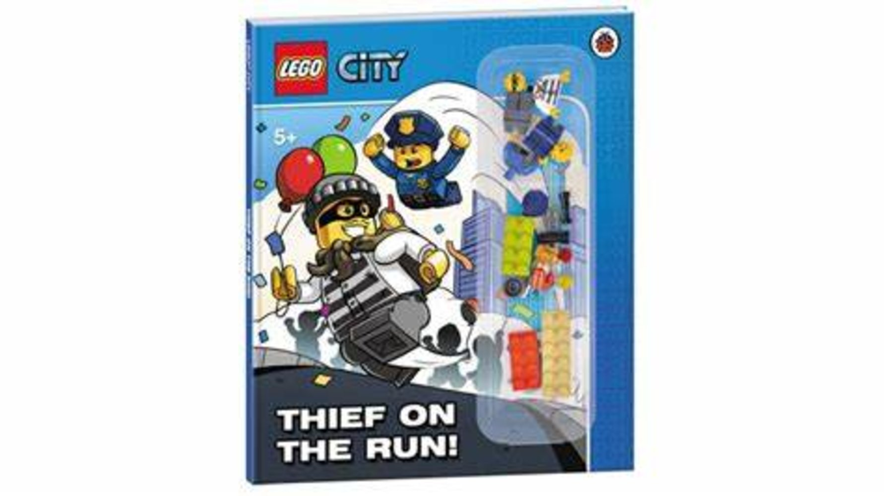 City: Thief on the Run!