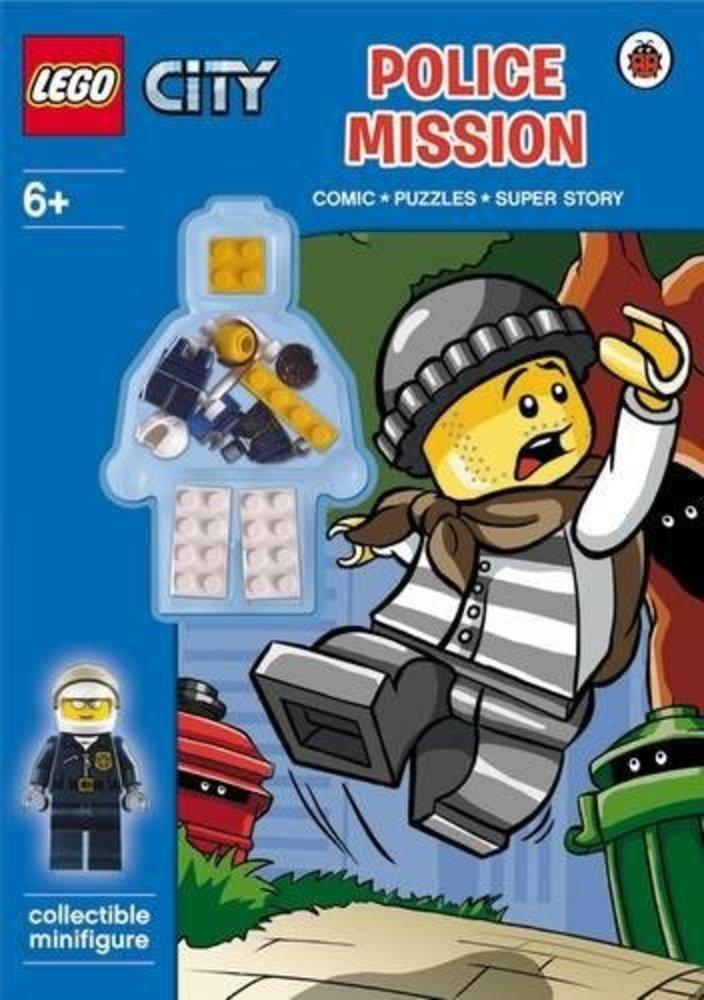 City: Police Mission