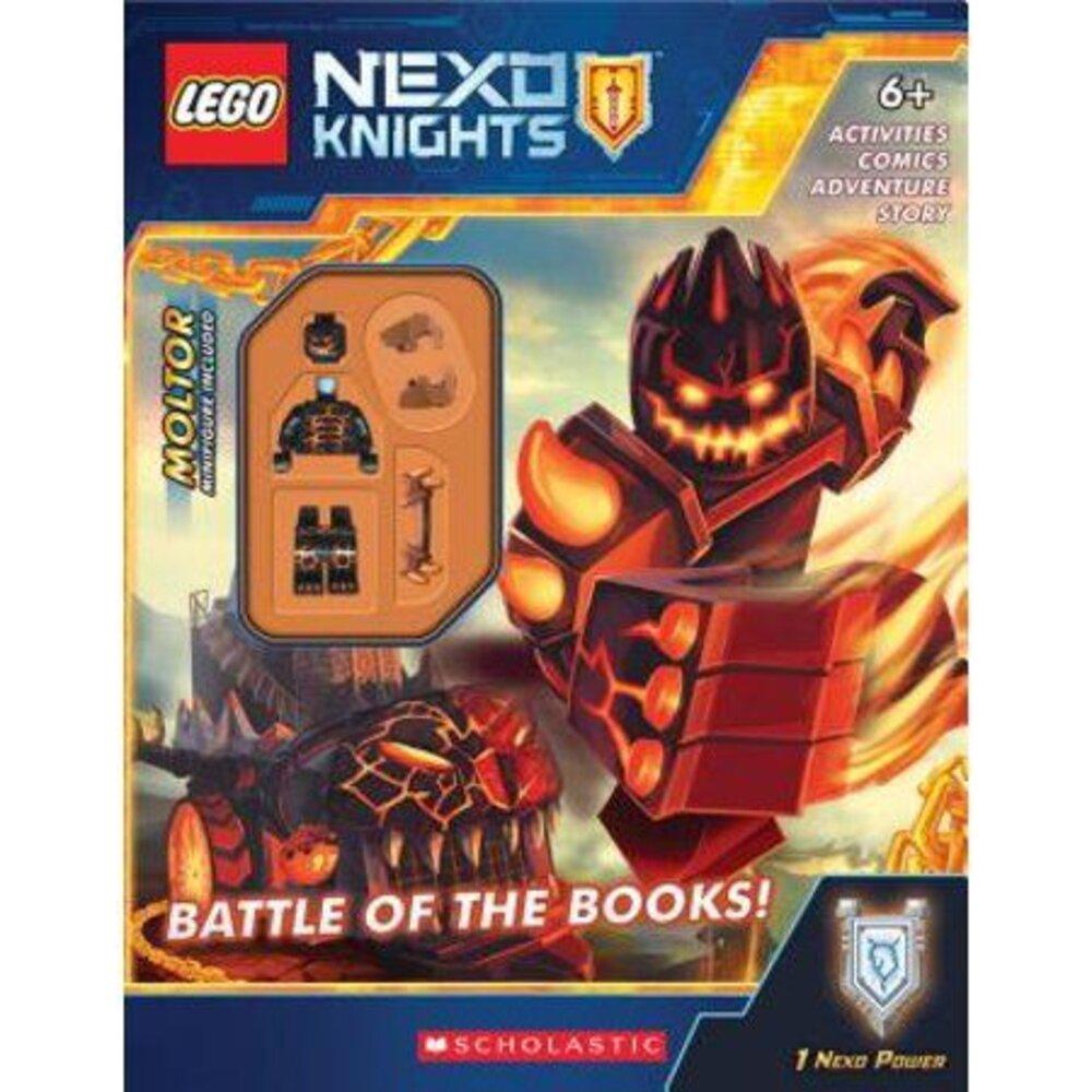 Nexo Knights: Battle of the Books!