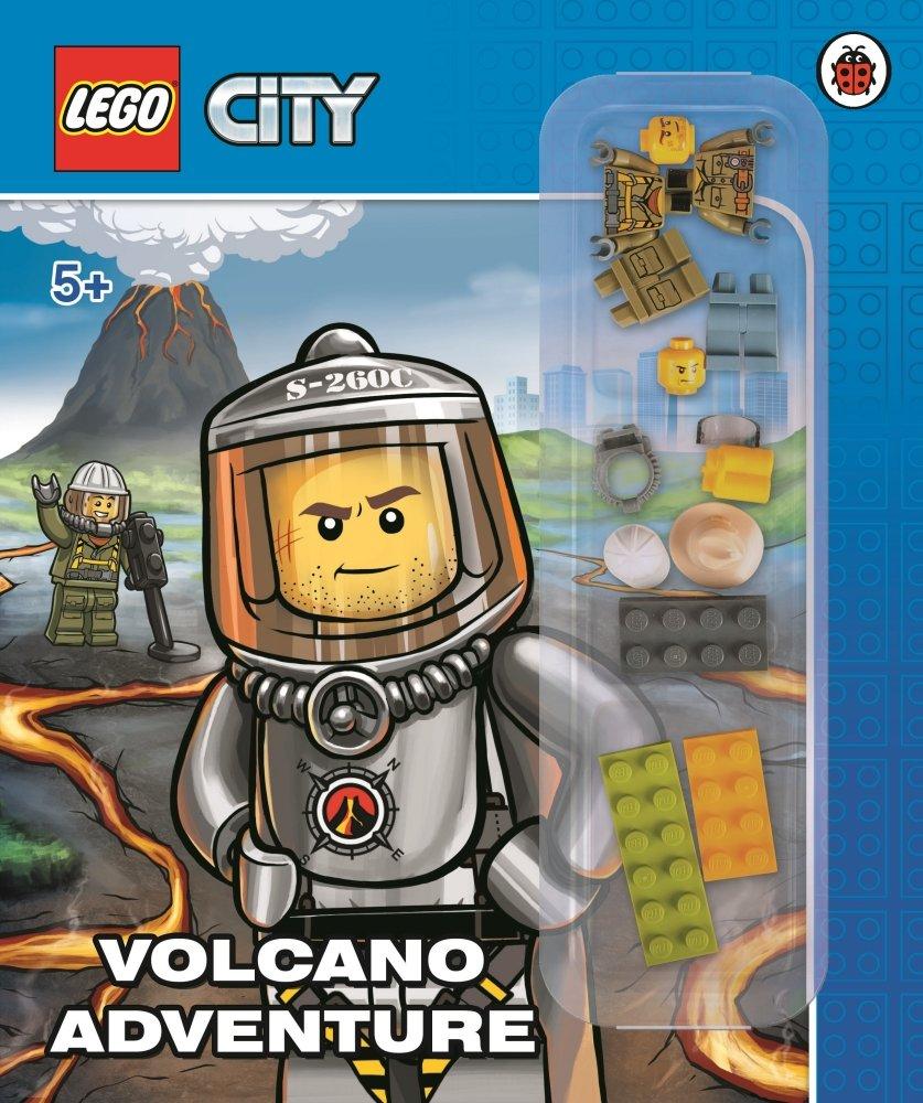 City: Volcano Adventure