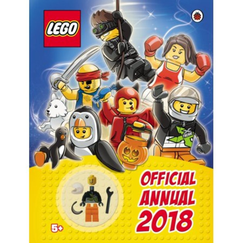Official Annual 2018