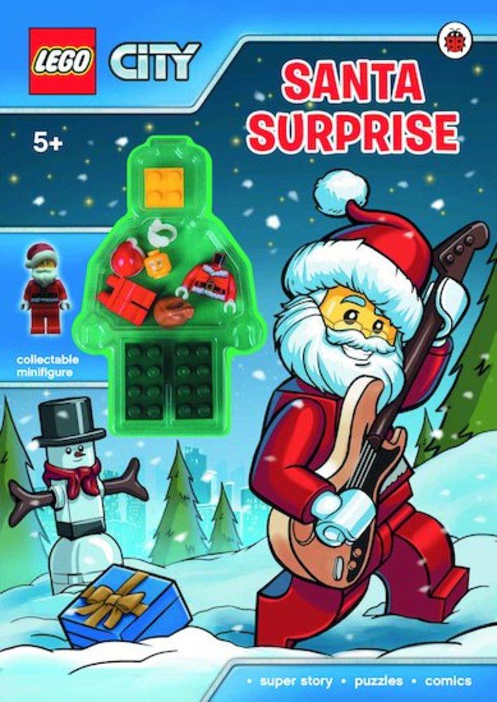 City: Santa Surprise