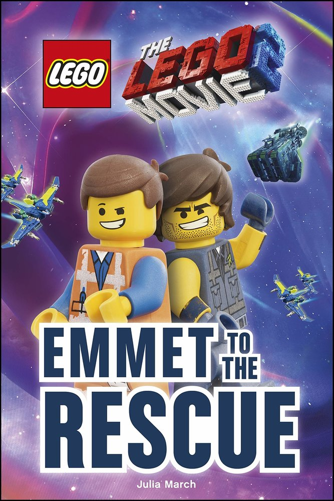 DK Readers Level 1 The Lego Movie 2 - Emmet to the Rescue
