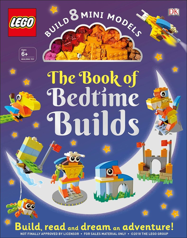 The Book of Bedtime Builds