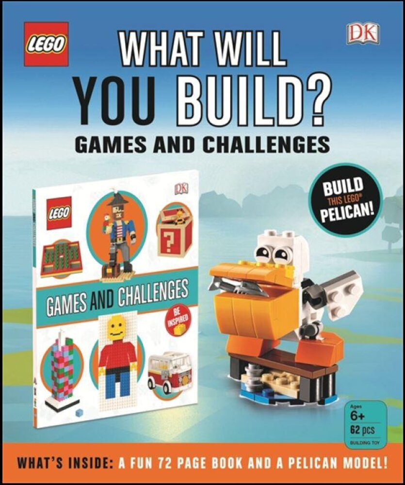 What Will You Build?: Games & Challenges