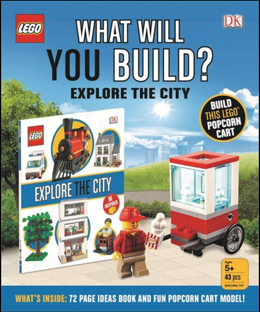 What Will You Build?: Explore the City