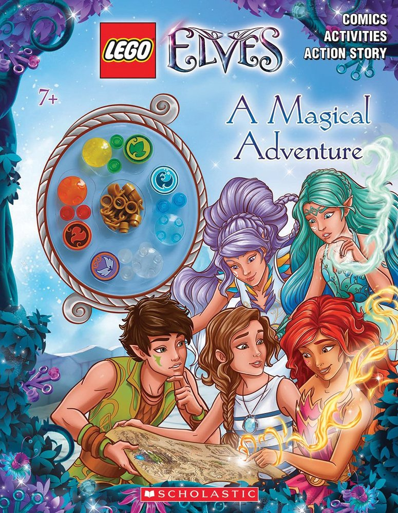 Elves: A Magical Adventure