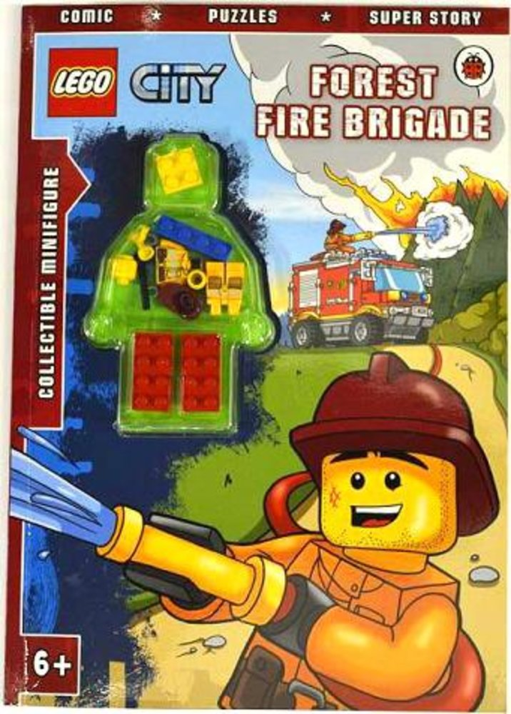 City: Forest Fire Brigade