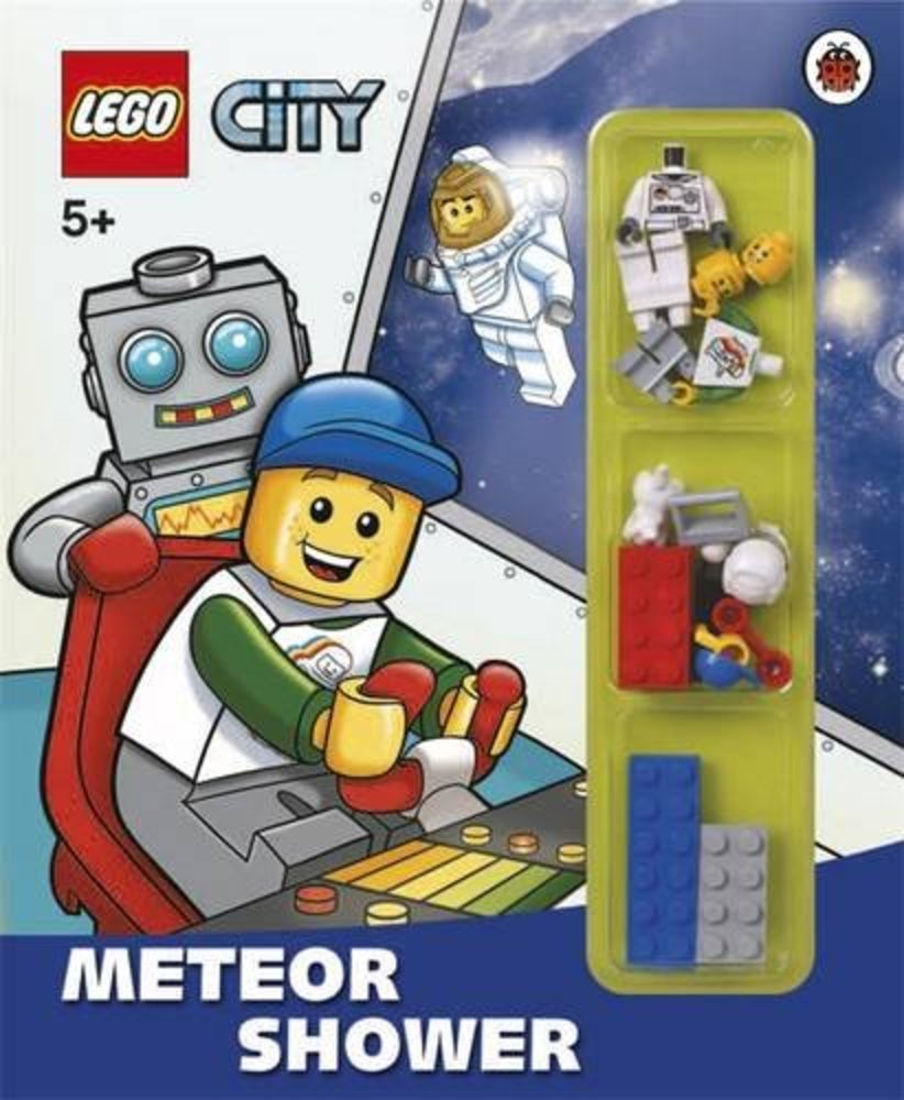 City: Meteor Shower - Activity Book