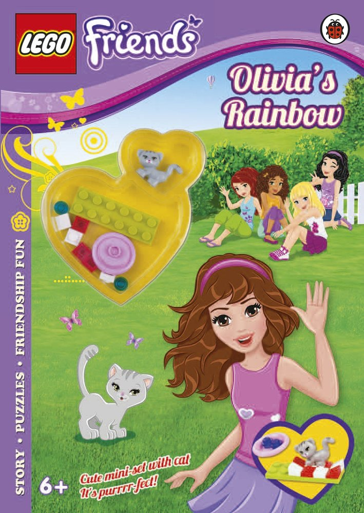 Friends: Olivia's Rainbow