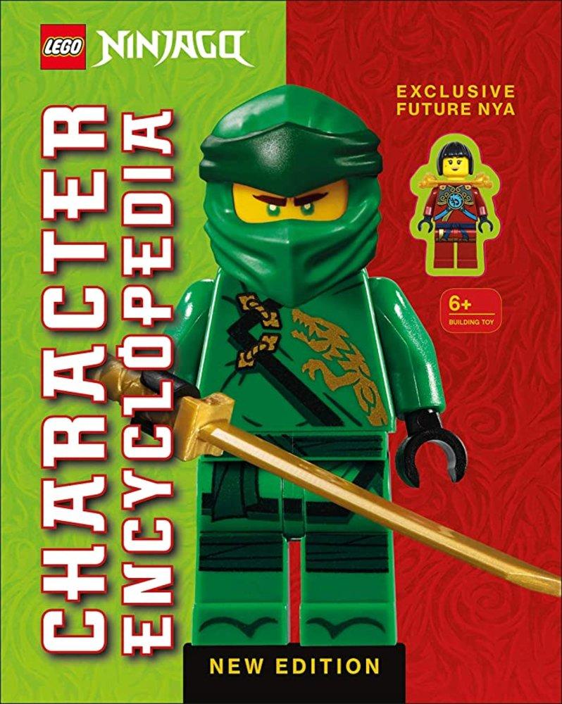 Ninjago Character Encyclopedia New Edition