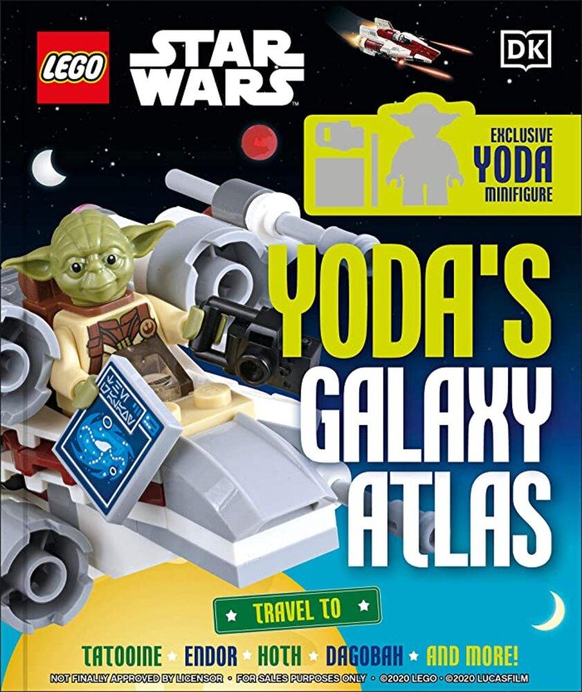 Star Wars: Yoda's Galaxy Atlas