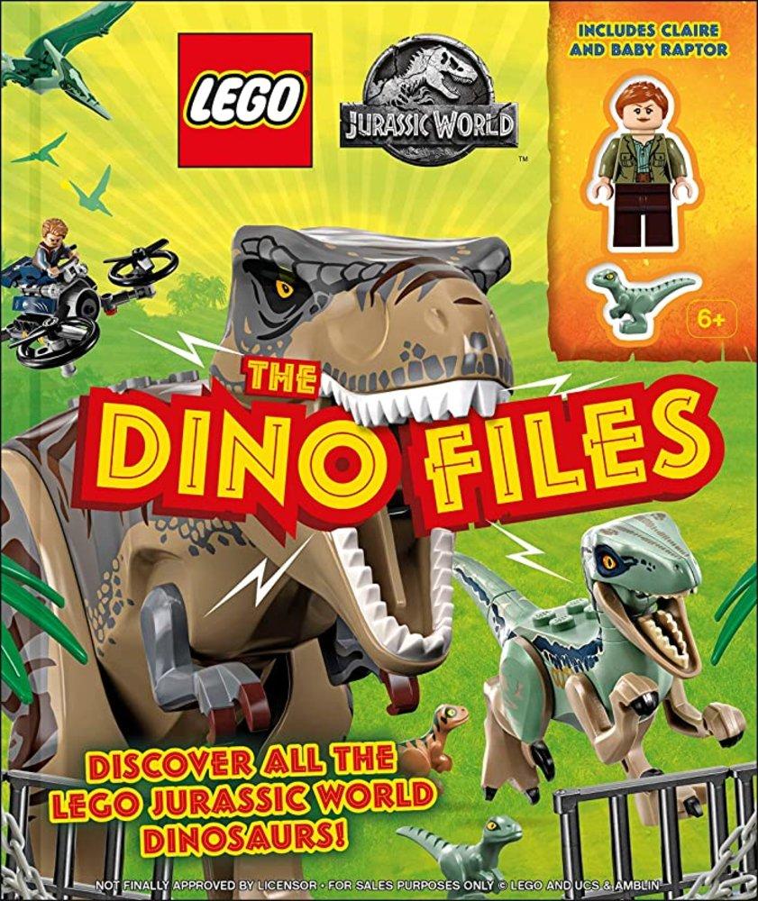 Jurassic World: The Dino Files