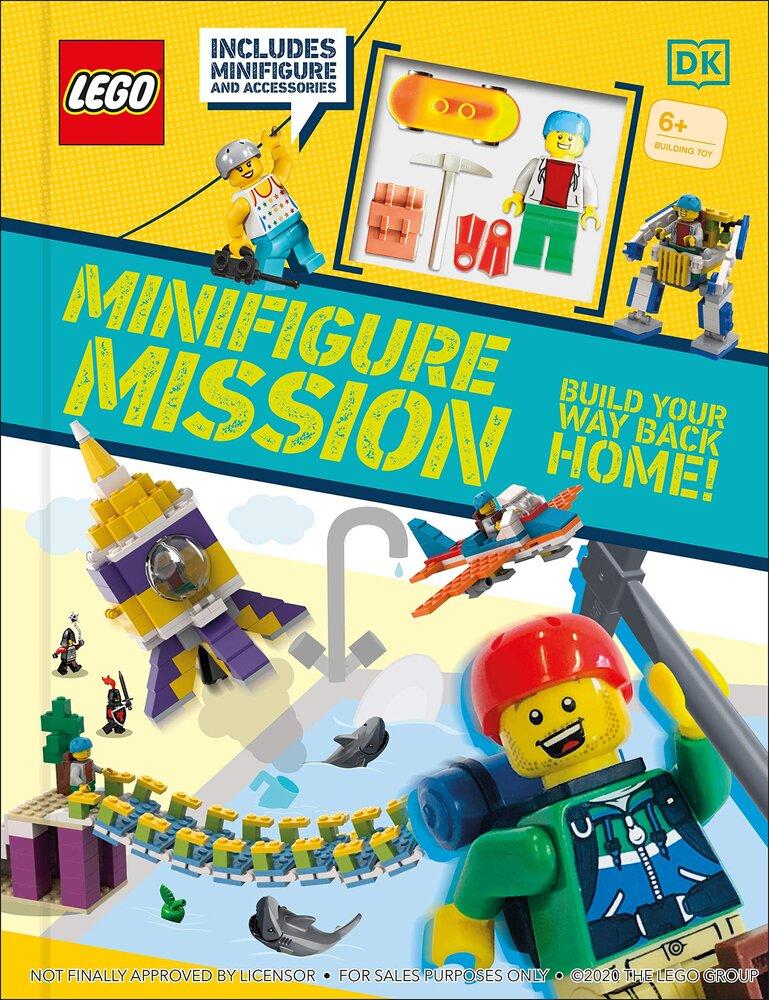 Minifigure Mission