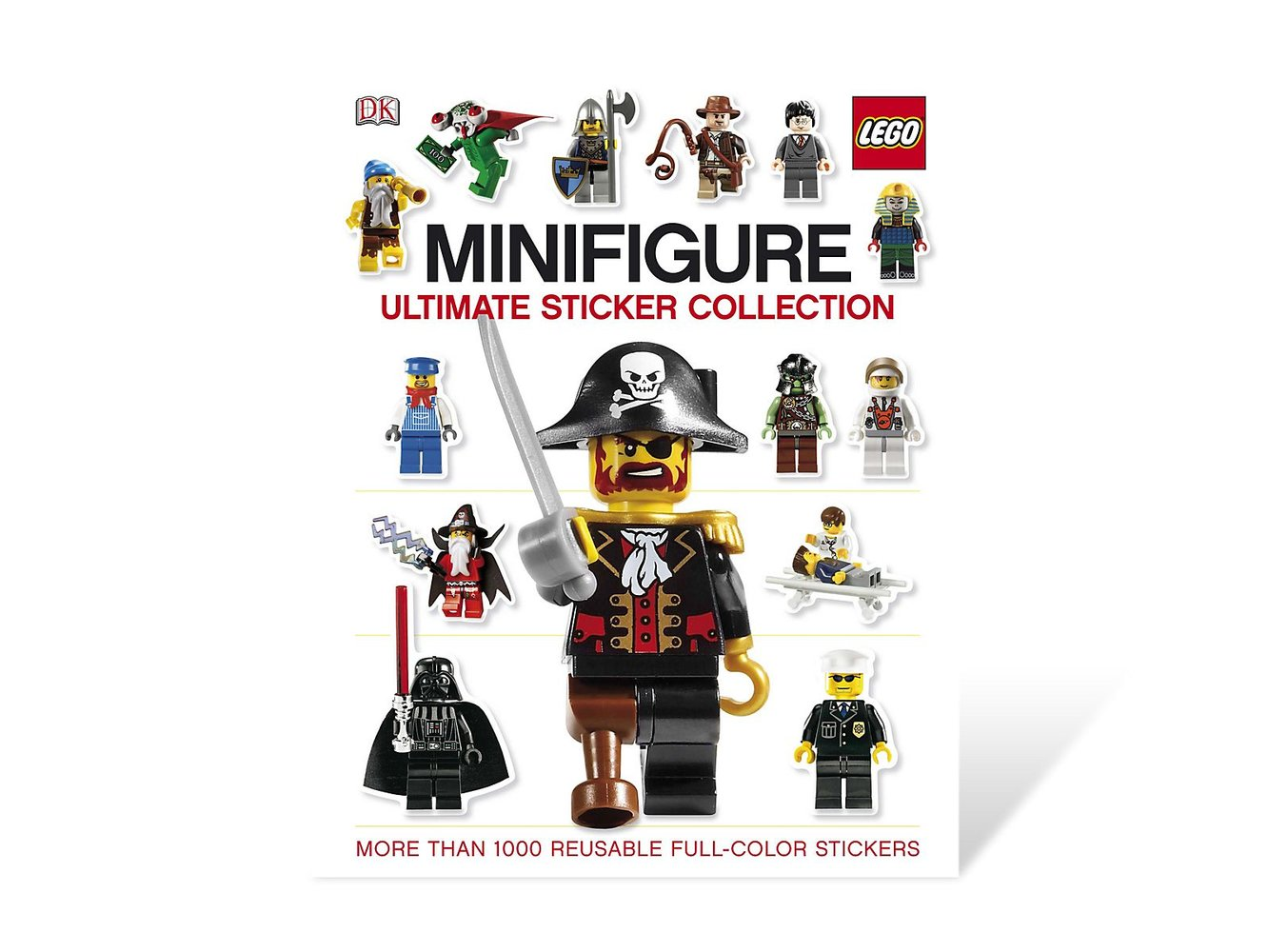 Minifigure Ultimate Sticker Collection